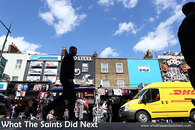Camden Town.