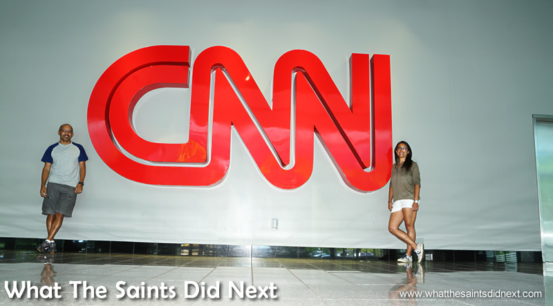 This is CNN. The Behind the Scenes Tour is over. The CNN Center in Atlanta, Georgia.