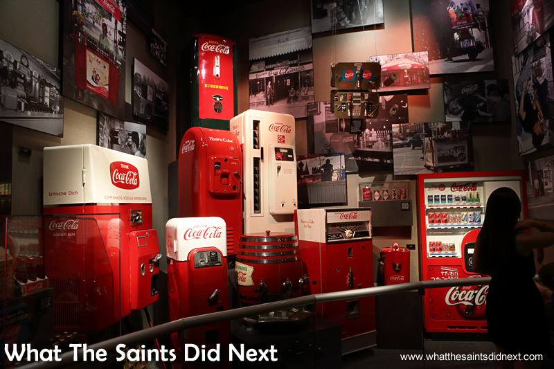 More fascinating Coca-Cola memorabilia.