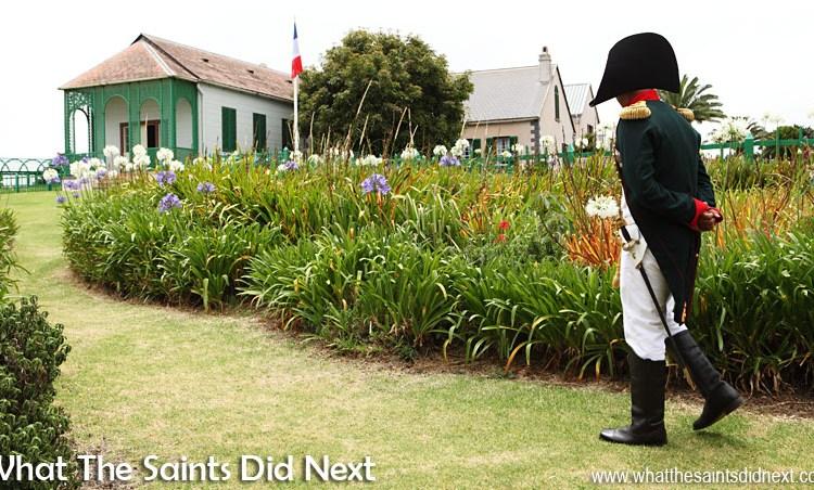 St Helena Exile Napoleon Bonaparte: The Move To Longwood House
