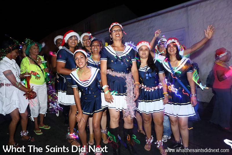 St Helena Festival of Lights 2015