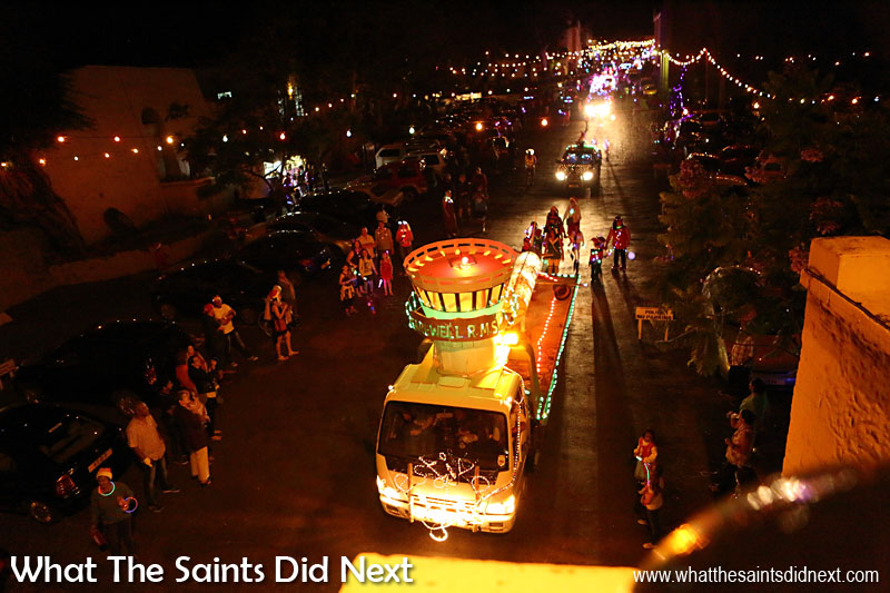 St Helena the Festival of Lights 2015