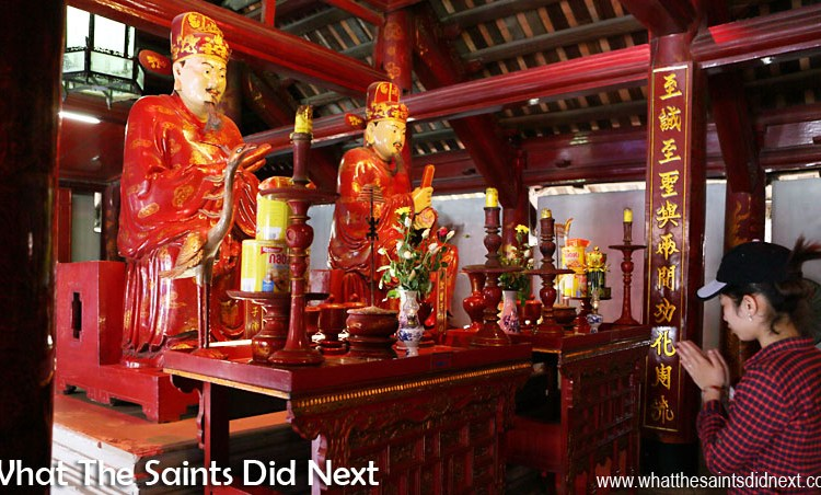 Hanoi's Quoc Tu Giam – The Temple of Literature, Hanoi