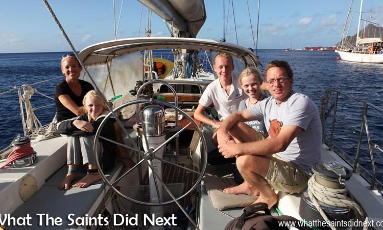 The Cruising Nomads On Yacht Totem Visits St Helena