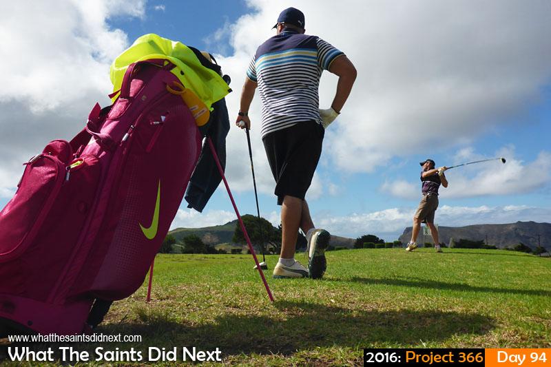 Golf club at Longwood