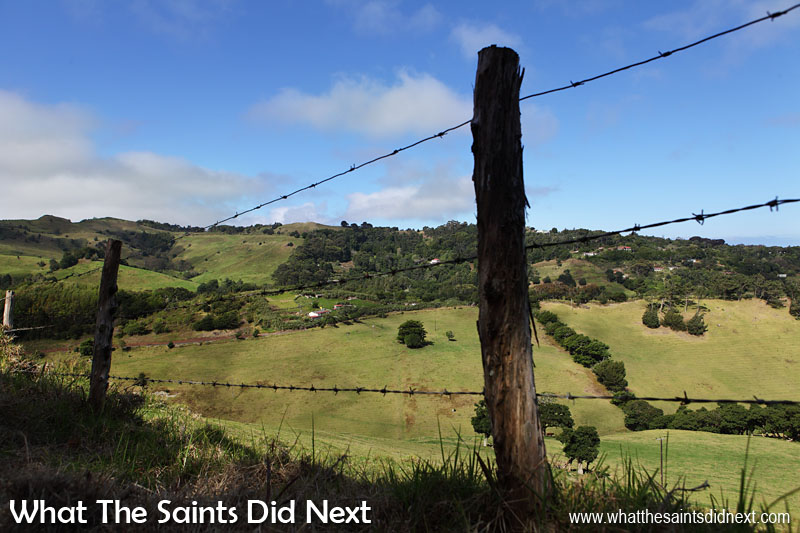 16 Pictures Celebrating St Helena Day 2016. The central green heartland of St Helena is simply gorgeous during the summer months. On days like this it's hard not to take a good picture!