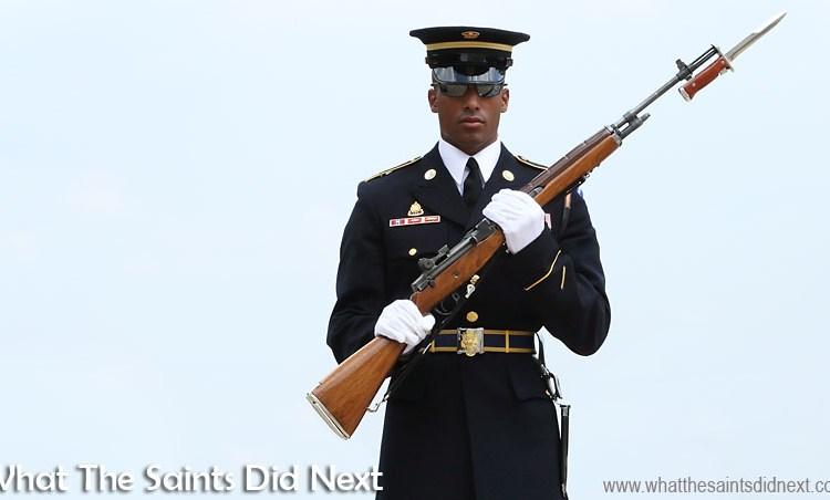 Arlington Cemetery: America's Military Shrine
