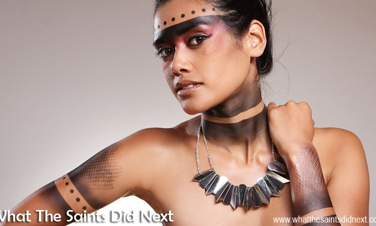 Tribal Attraction – The International Day of Beauty Photoshoot