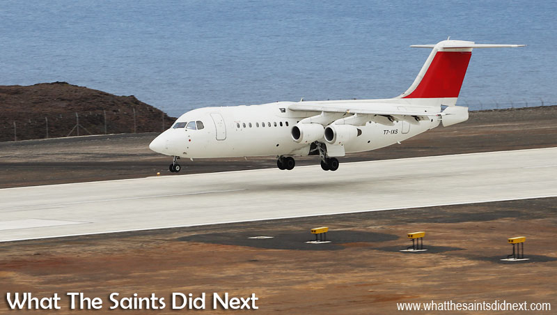 Is Atlantic Star Airlines The Solution To St Helena Airport Wind Shear