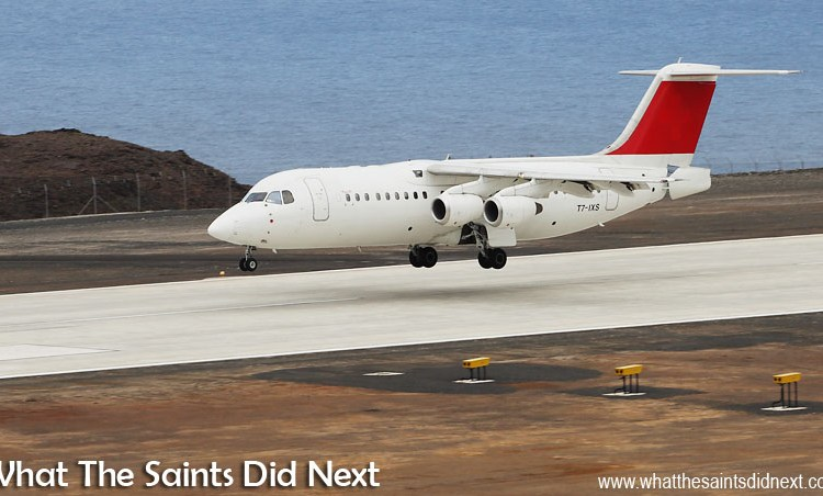 Is Atlantic Star The Solution To St Helena Airport Wind Shear?