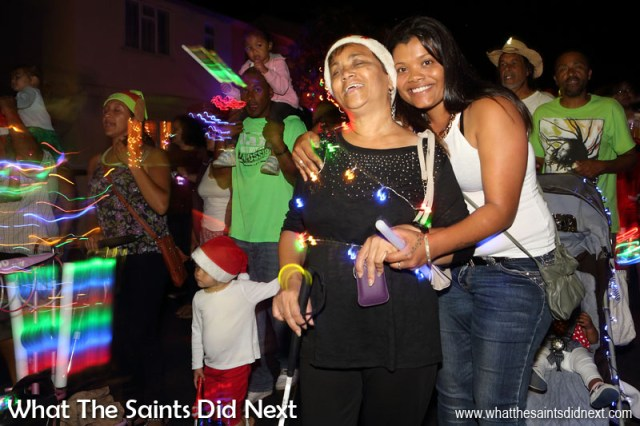 St Helena Island's Festival of Lights 2016.