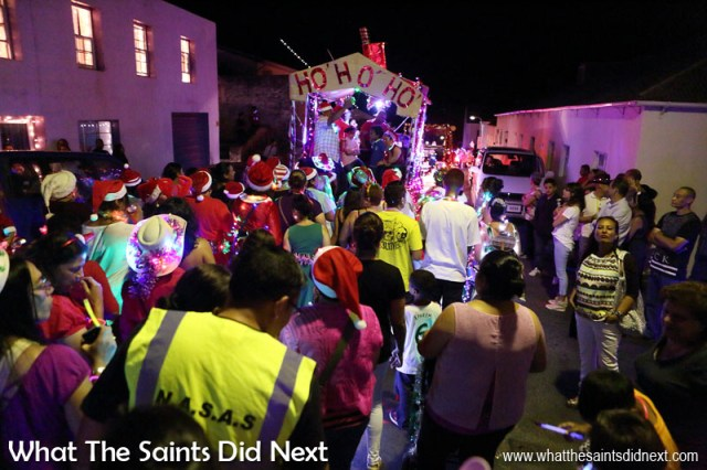 St Helena Festival of Lights 2016.