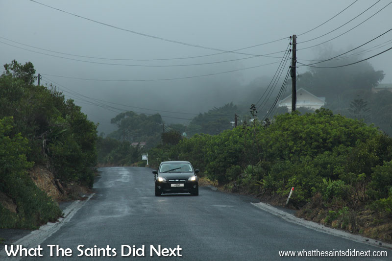 For a year that ended in a drought, things began so differently. Our photography excursions in January seemed to be plagued by rain and poor weather. This day driving through Seaview was typical of the month. St Helena Island 2016: The Year In Review