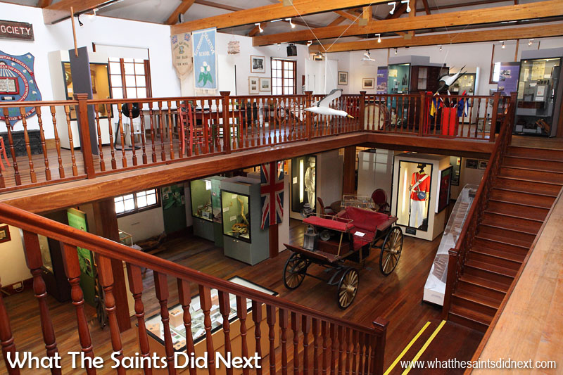 Things To Do With Kids On St Helena - Inside the Museum of St Helena.