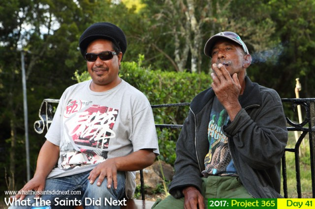 'Beach holdall' 10 February 2017, 18:03 - 1/200, f7.1, ISO-400 What The Saints Did Next - 2017 Project 365 Friday afternoon chill time in St Pauls, St Helena.