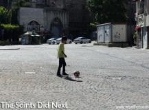 Street Football In Istanbul – Besiktas vs Spurs