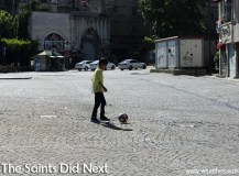 Street Football In Istanbul – Besiktas vs Spurs