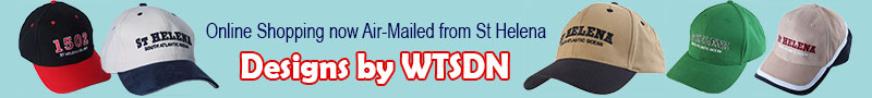 WTSDN online shopping - St Helena souvenirs