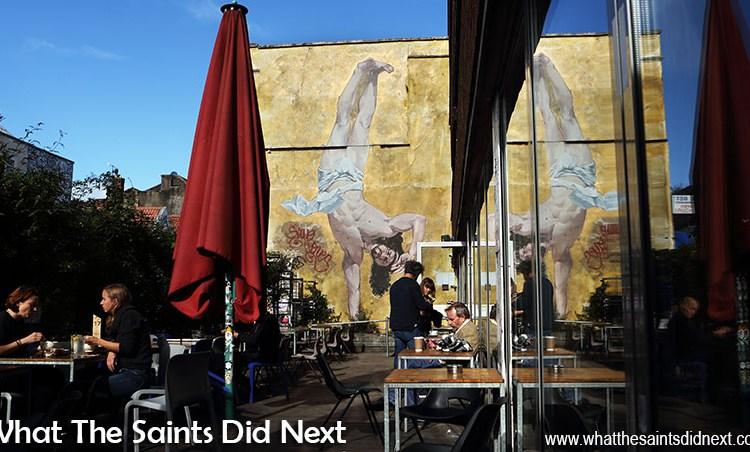 The Graffiti of Stokes Croft, Bristol On International Artist Day