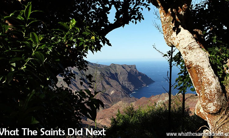 Chasing The Light – Landscape Photographs of St Helena