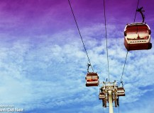 Things To Do In London – Flying The Emirates Air Line From Greenwich