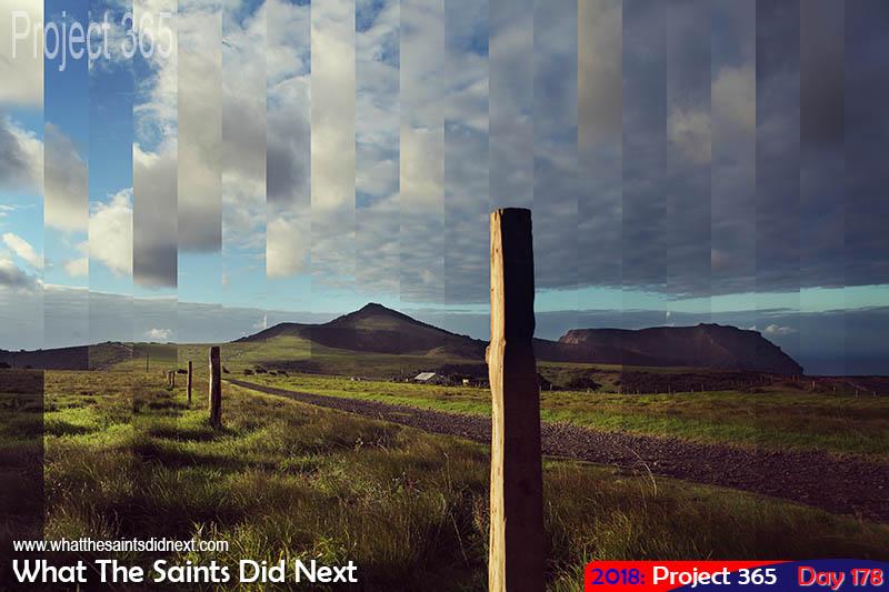 Time-lapse of Deadwood Plain.