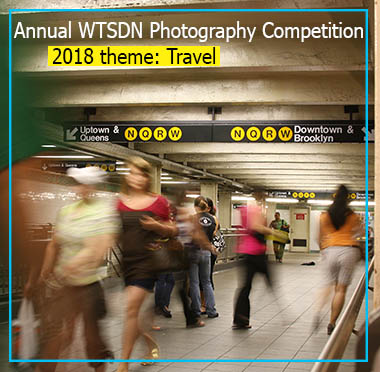 WTSDN annual photography competition - theme: Travel