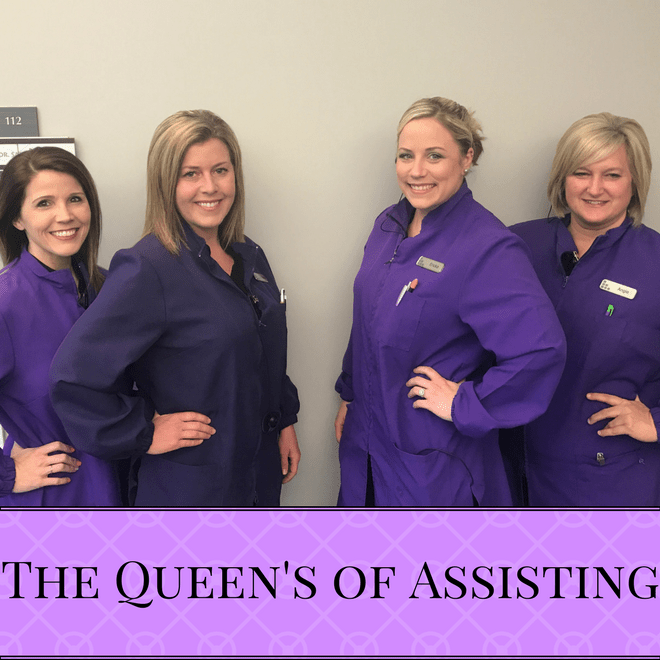 The Queen's of Assisting