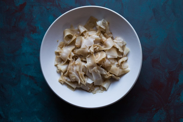 Kwe Tiau / Flat Rice Noodles