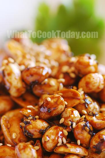 Sweet Vinegar peanuts