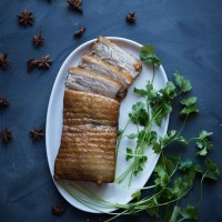 Pressure Cooker Soy Sauce Braised Pork Belly