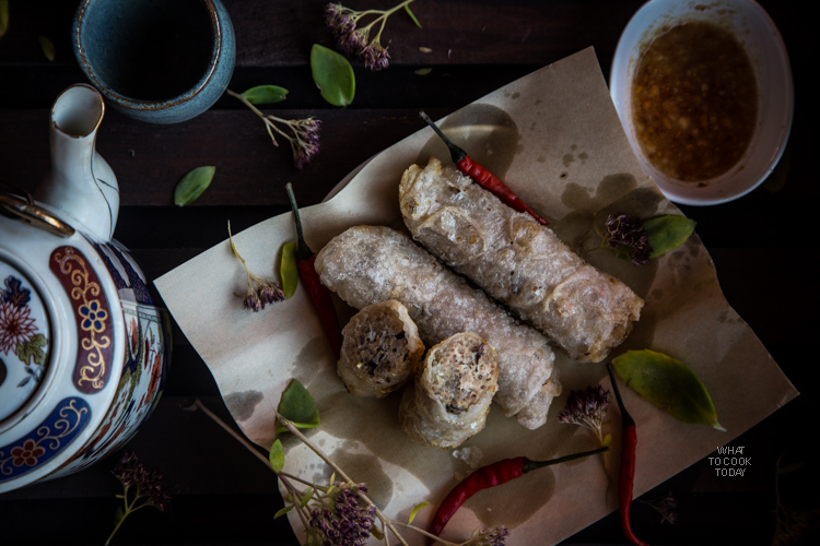 Cha gio. The best Vietnamese crispy spring roll recipe ever|What To Cook Today
