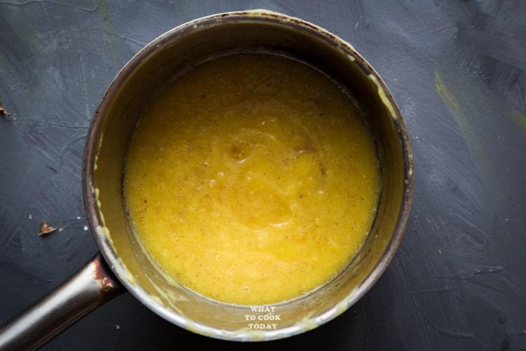 Selai Nenas Nastar (Pineapple Jam for Pineapple tarts)#pineapple #jam #nastar #CNY