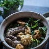 Pork ribs tea soup (bak kut teh)