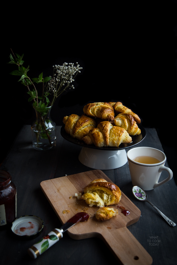 How to make good croissants at home