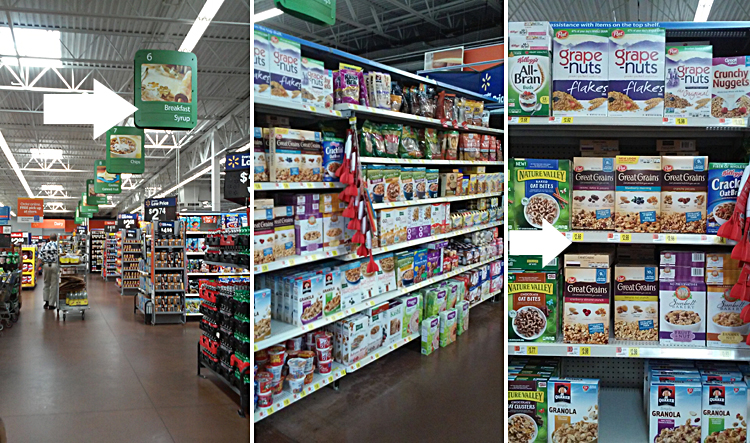 Great Grains Cereal at Walmart #CerealAnytime #ad
