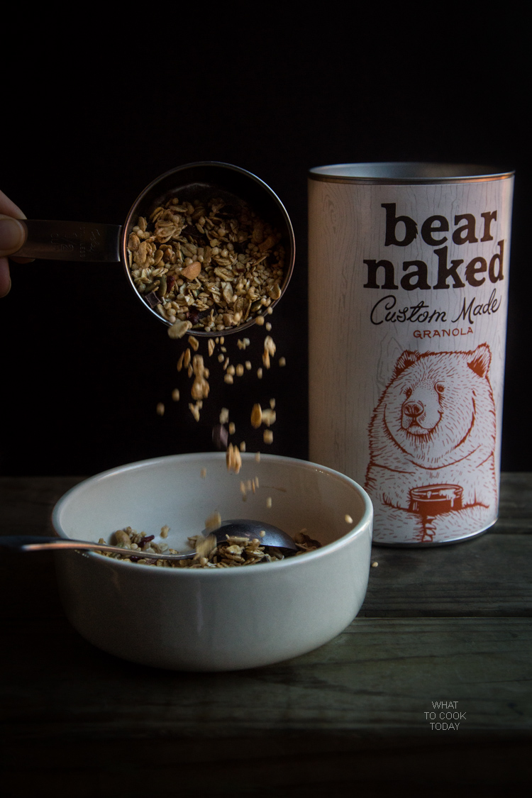 Bear Naked Granola - Blend your own granola