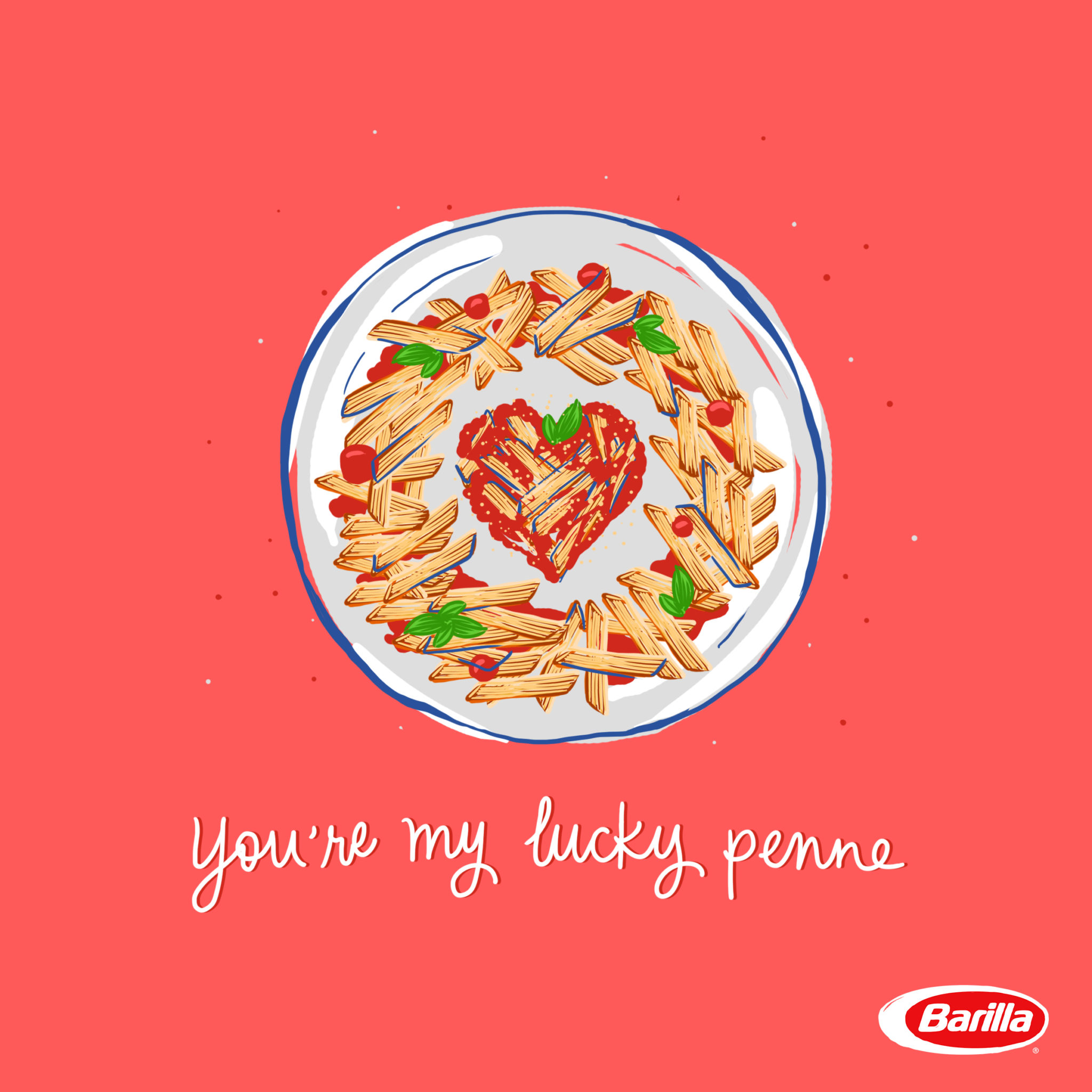 Stay in With Barilla Valentine's Day #StayInWithPasta #ad
