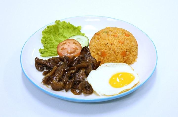 chicken-teriyaki-with-kimchi-rice
