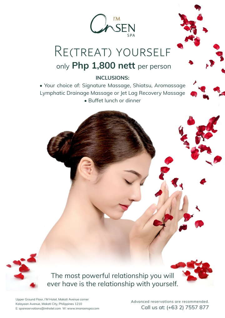 ReTreat Yourself A4