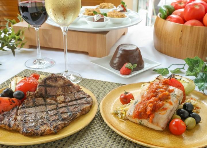 RHO's Italian Love Affair Valentine's Day Dinner