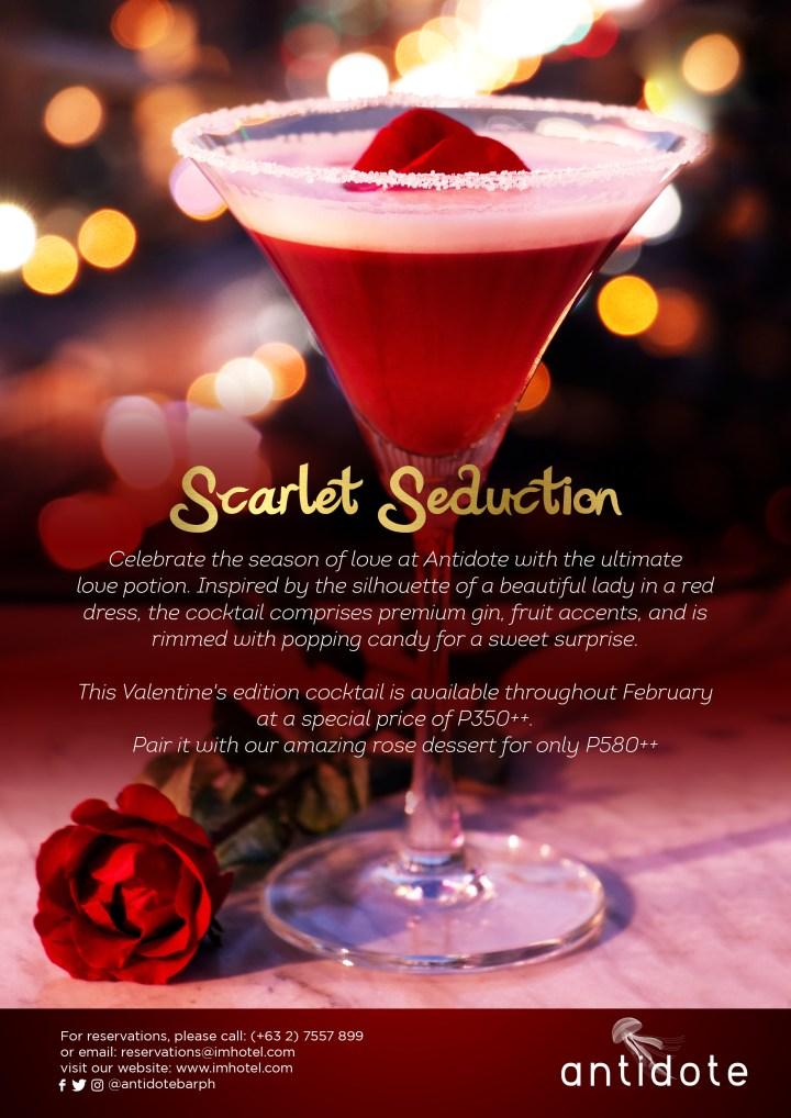 Scarlet Seduction A4