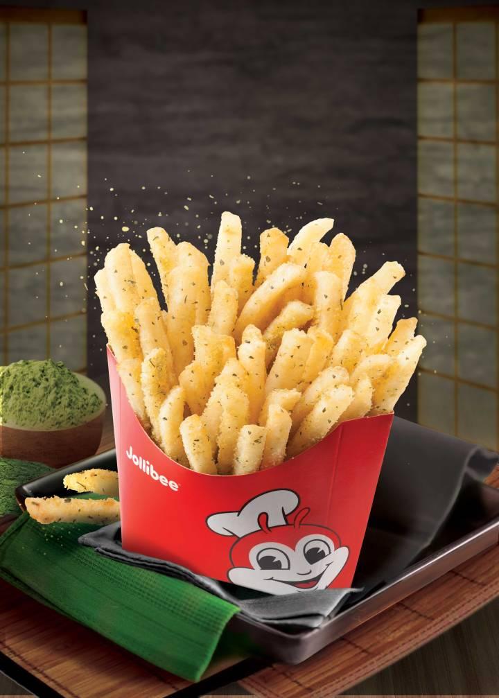 Jollibee Wasabi Fries