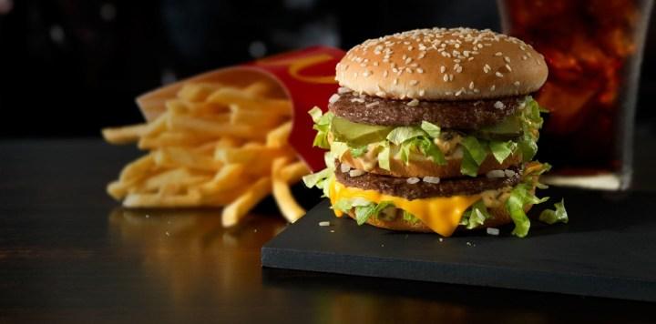 PR - McDonald's x foodpanda partnership