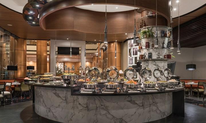 Eastwood Cafe+Bar, Buffet PR