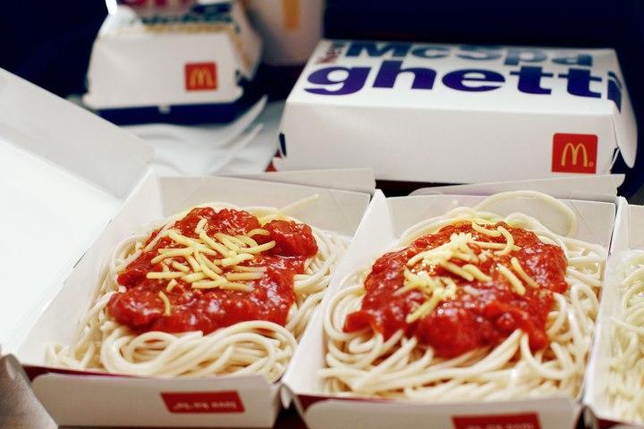 McSpaghetti PR4