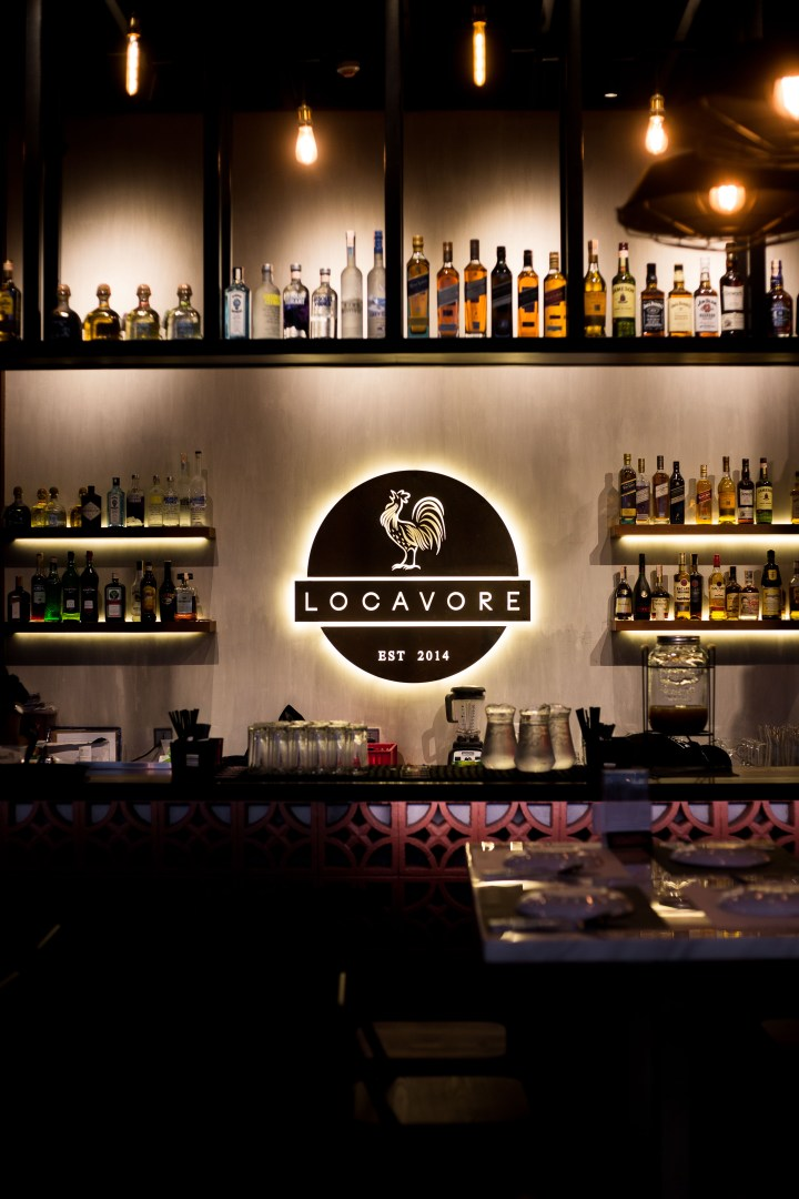 Locavore Brings its Brand of Sustainable Dining to S Maison
