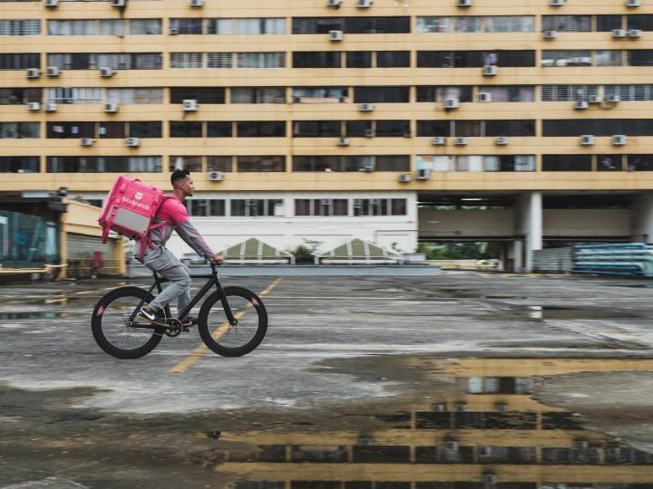 foodpanda - bicycle delivery PR (20180525-2)