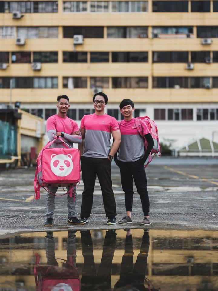 foodpanda - bicycle delivery PR (20180525-3)