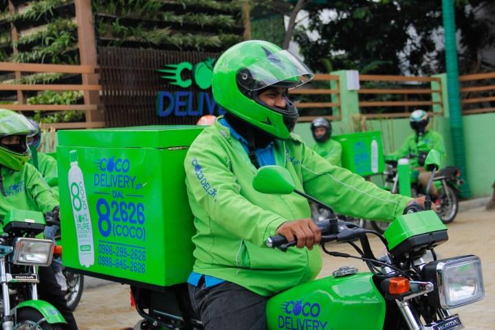 Coco Delivery Bikes